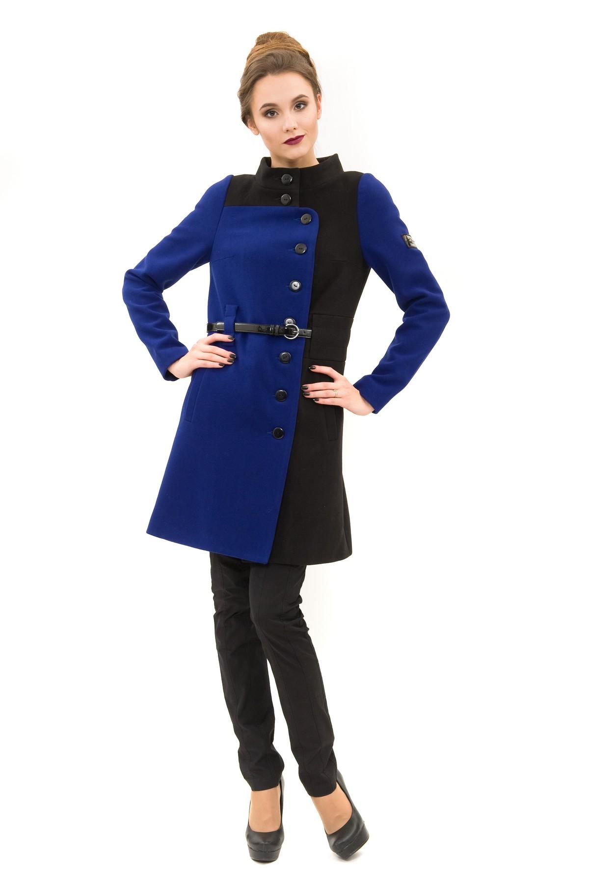 Пальто Doctor E CHR-35-SNBL