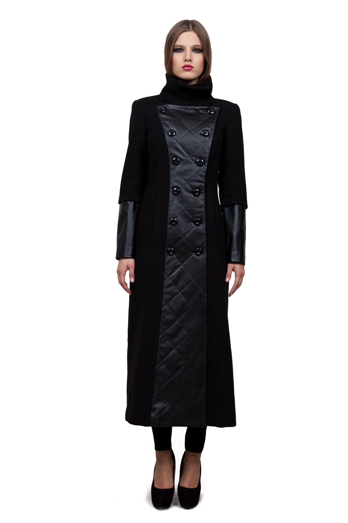 Пальто Doctor E KZS-80-BL