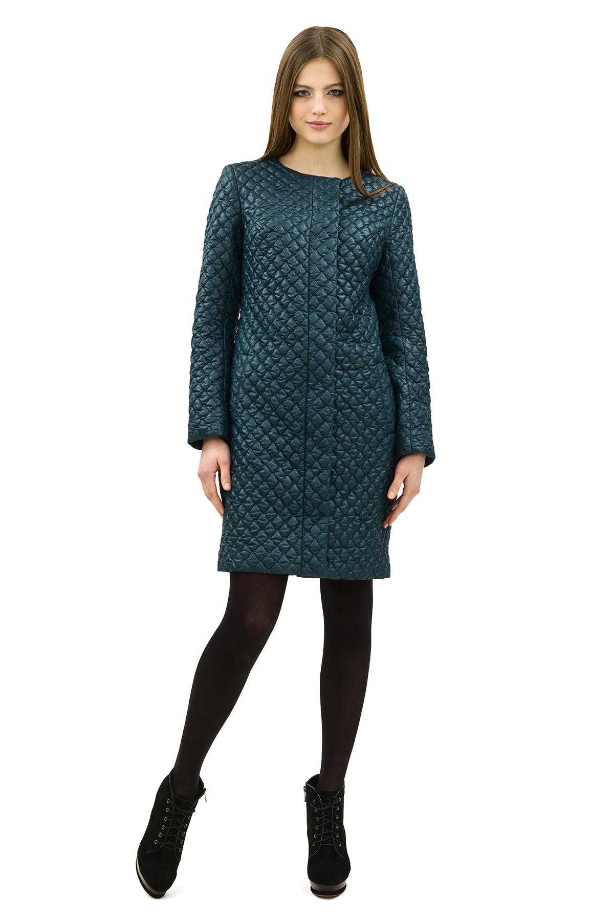 ПальтоЖенские куртки, плащи, пальто<br>Bосхитительный вариант для тех, кто предпочитает стильные решения - элегантное пальтоDoctor Eсдержанного модного дизайна, который подчеркнет Ваш безупречный вкус.<br><br>Цвет: зеленый<br>Состав: 100% полиэстер, подкладка- 100% полиэстер<br>Размер: 40,42,52,54,60<br>Страна дизайна: Россия<br>Страна производства: Россия