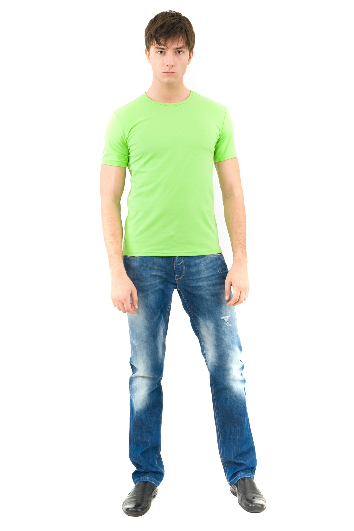 ФутболкаМужские футболки, джемпера<br>Футболка – это удобный выбор на каждый день, поэтому она должна быть яркой и стильной, чтобы привнести в повседневный образ красок. Округлый вырез горловины, короткие рукава, эффектный принт - все это футболка Doctor E, из высококачественного трикотажа.<br><br>Цвет: лайм<br>Состав: 92% хлопок 8% лайкра<br>Размер: 44,46<br>Страна дизайна: Россия<br>Страна производства: Россия