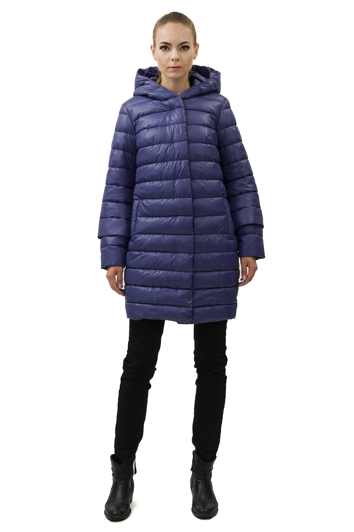 ПальтоЗимние куртки, пальто, пуховики<br>В холодный зимний день очень важно ощущение тепла и комфорта. Это тепло может подарить Вам это очаровательное полупальто. модель прекрасно сидит по фигуре. Оригинальность пальто заключается в модной яркой расцветке.<br><br>Цвет: фиолетовый<br>Состав: 100% полиэстер Подкладка: 100% полиэстер Утеплитель:  синтепух<br>Размер: 40,42,44,46,48,50<br>Страна дизайна: Россия<br>Страна производства: Россия